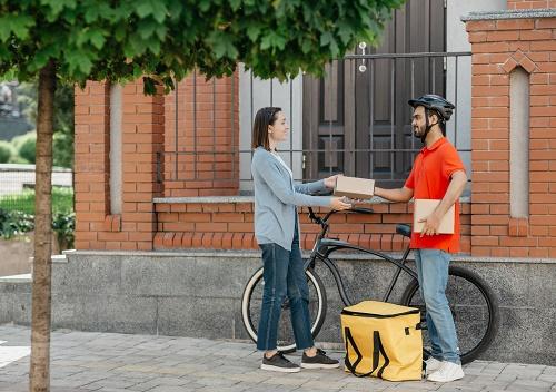 un service de transport colis express en Europe